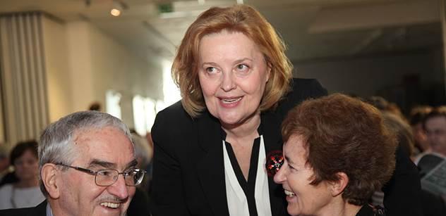 Slováci věří Rusům. Magda Vášáryová odsoudila vlastní národ a dodala: Norbert Hofer pochází z nacistických kruhů