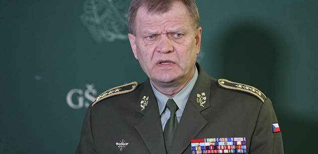 Generál Bečvář: Rusko se snaží ovlivnit smýšlení obyvatelstva v Česku