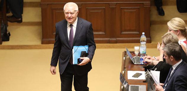 Faltýnek promluvil o odchodu Vokřála z ANO. Doufá, že to není kvůli porážce v hnutí