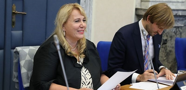 Ministryně Dostálová: Pozměňovací návrh na úplný zákaz úschov. Odmítám