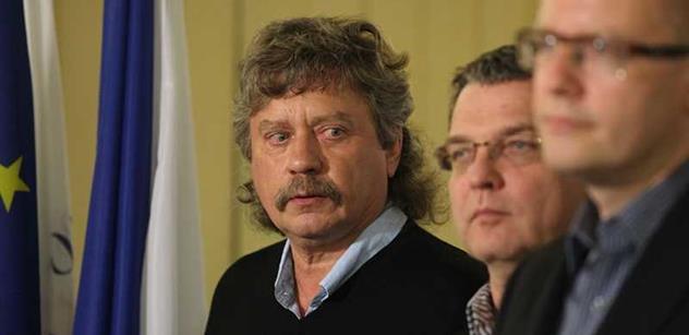 Odložte servítky. Profesor Keller promluvil u Moravce o imigrantech, kvůli kterým evropským chudým nezbude nic