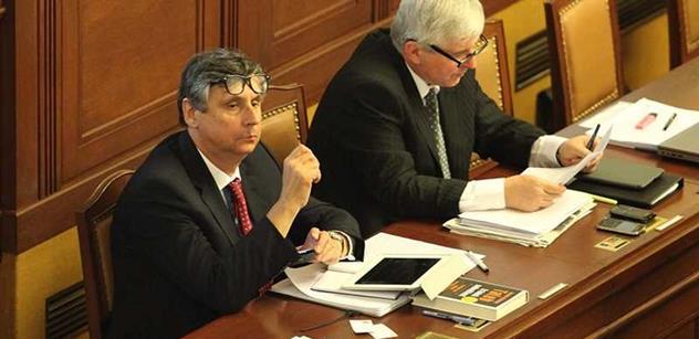 Vláda zahájila debatu o rozpočtu. Potrvá celý měsíc