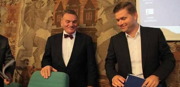 Organizace žaluje pražský magistrát. Chtěli prý 15 tisíc za vyhledání informací