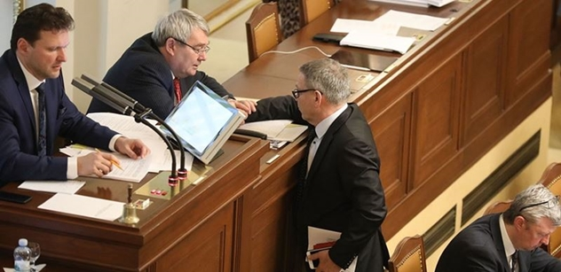 Sněmovna bude pokračovat ve schvalování změn v exekucích