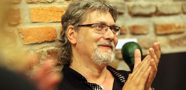 Petr Žantovský: Jak jsem potkal knihy – 28. díl. Sociologie žurnalistiky