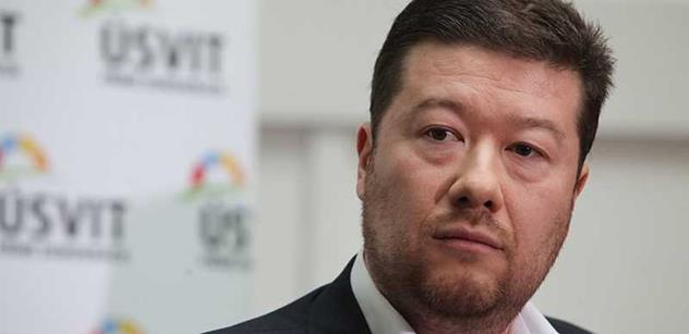 Okamura: Návrhy ČSSD nahrávají jen lichvářům a podvodníkům