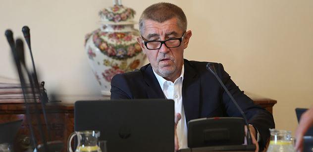 Premiér Babiš: Pro nás je vzdělávání klíčové, poprosím ale o trpělivost