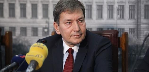 Končící ministr Hüner nedostal dost prostoru, shodují se podnikatelé