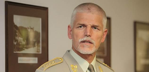 Generál Pavel: Rusko zbrojí. A my musíme taky