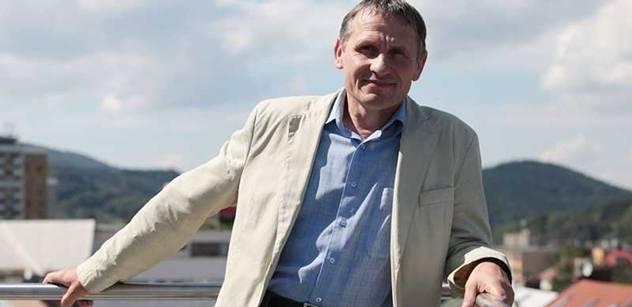 Čunek bude kandidovat proti Bělobrádkovi na předsedu KDU-ČSL