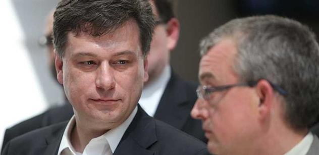 Blažek (ODS): Mě paní Nagyová neřídila v ničem. To si nechte pro novináře
