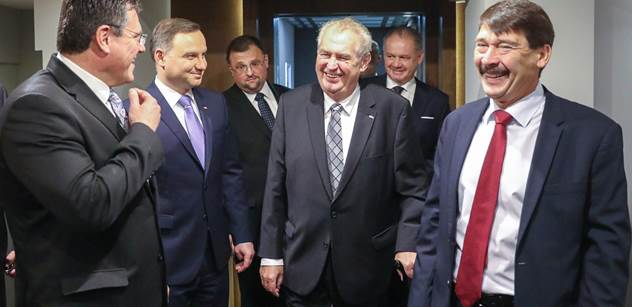 Hra o evropské trůny. Visegrádská skupina bude ladit taktiku v Praze