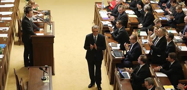 Poslanci budou volit místopředsedy Sněmovny. Uspěje Okamura?