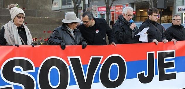 Bylo třeba hájit kosovské životy, říkal Havel. Zeman věc označil za chybu. Včera uplynulo 20 let od bombardování Jugoslávie