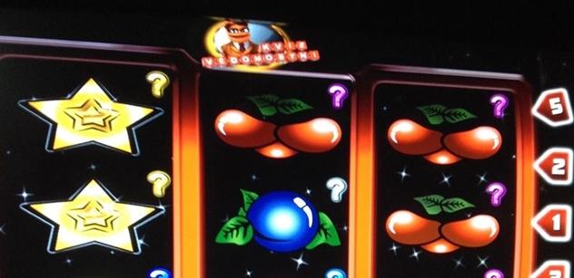 Babišovo ministerstvo se těší na zákon o hazardu. Na pokutách za kvízomaty nevybralo nic.