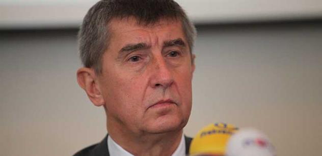 Ministr Babiš: Ministři by neměli být poslanci