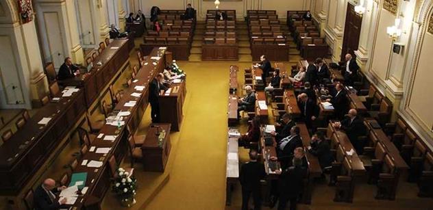 Drzý mluvčí, upovídaní poslanci a přetížená sněmovna. Nahlédněte do zákonodárného orgánu