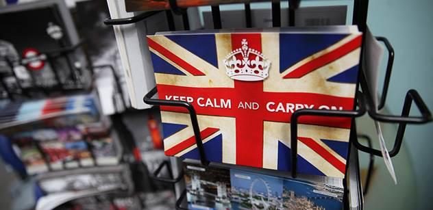 Jděte pryč, jděte pryč! Zajímavé zážitky z Londýna. Vše je před referendem trochu jinak