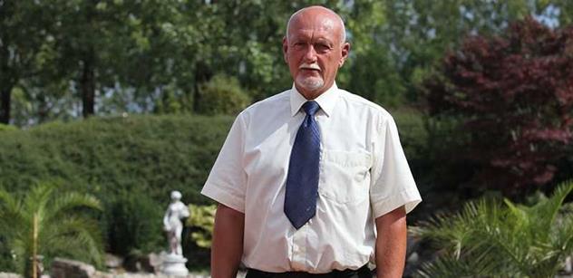 Generál Blaško barvitě popsal, do čeho nás zavleče současné vedení EU. Peklo, jinak  se to popsat nedá. Hořící předměstí, krach sociálního státu...