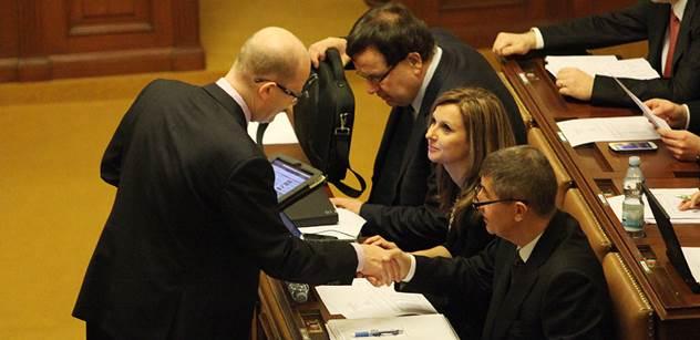 Nášlapné miny v nové koalici: Zeman, Babiš, nebo rozpočet