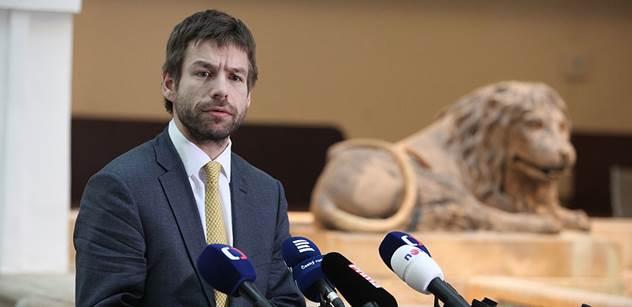 Nebylo mi příjemné se omlouvat exposlancům ODS za nezákonnou vazbu, přiznal PL ministr spravedlnosti Robert Pelikán