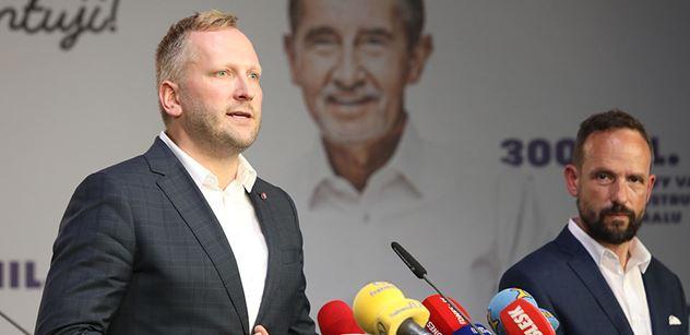 ANO dalo Pirátům v Brně nabídku na koalici, ti ale dál jednají s ODS