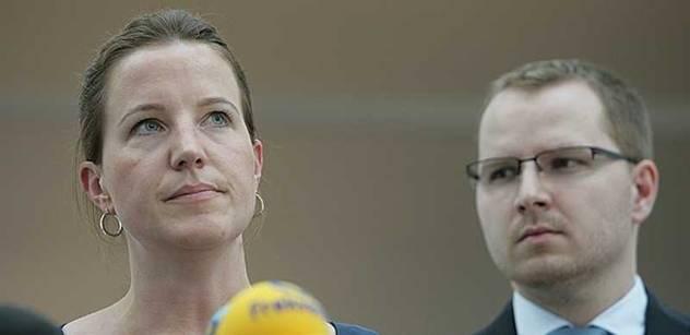 Peake se neobtěžovala nic říct, plísní poslanec LIDEM šéfku kvůli vile