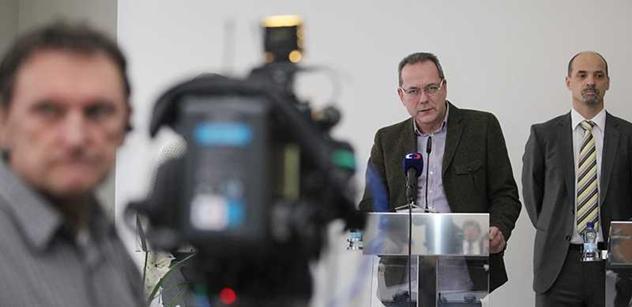 Po Svobodovi nám zůstal nefunkční krizový odbor, tvrdí zastupitel Vávra