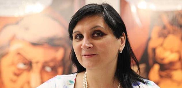 Klára Samková: Muslimové, míříte k záhubě. Zavrhnou vás jako odpad
