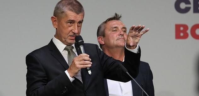 Babiš po schůzce se Zemanem: Jmenování Petříčka ministrem se předpokládá koncem příštího týdne
