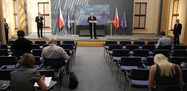 Vláda projedná státní rozpočet a situaci v Moravskoslezském kraji