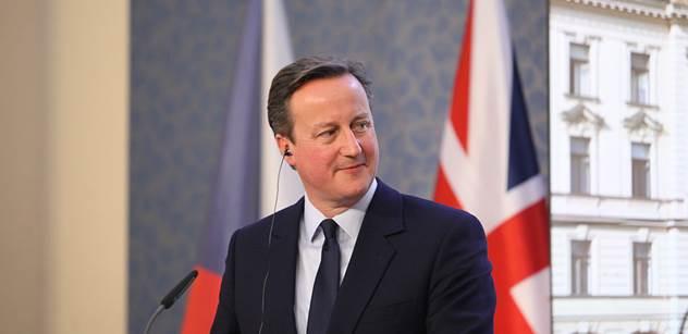 Profesor z britské univerzity: Referendum je chybou britského premiéra Camerona