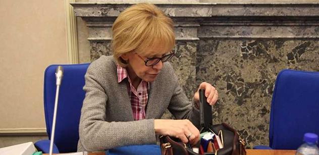 Ministryně spravedlnosti Válková (ANO) dnes končí ve funkci