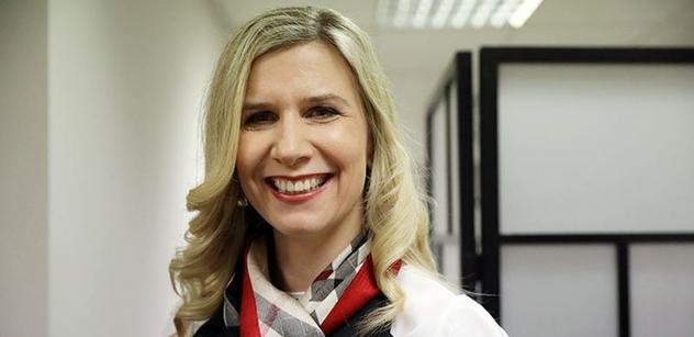 Valachová (ČSSD): Ano, u ministra financí jsem vydupala podporu