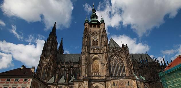 O Vánocích se rozezvoní i velké pražské zvony ve Vítu a Týnském chrámu