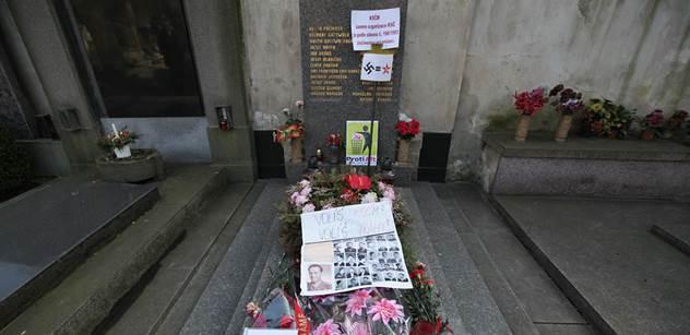 Ludvík Šulda: Podávám trestní oznámení na hanobitele hrobu Klementa Gottwalda