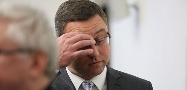 Advokát Koudelka varuje: Jde o vydírání vlády!