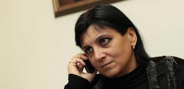 Samková podala žalobu na matku oběti mačetového útoku z Boru
