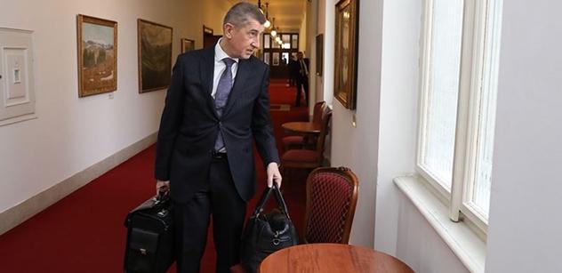 Babiš nemá kredit požadovat po komkoliv řádné placení daní, vzkazuje publicista Sezemský. Moloch si vybudoval v Palermu vlád ČSSD a teď bude nadávat?