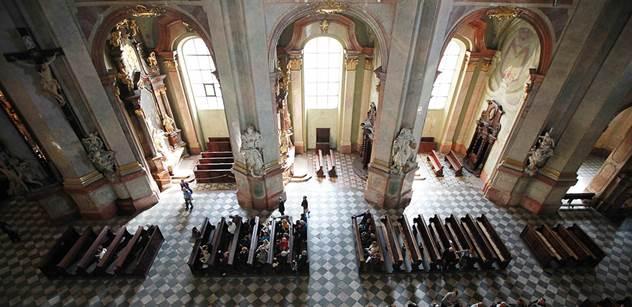 Církve podaly pět tisíc žádostí. Číslo ale ještě není konečné