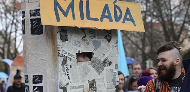 Aktivisté okupující pražskou Kliniku odmítají budovu opustit. Bude se protestovat