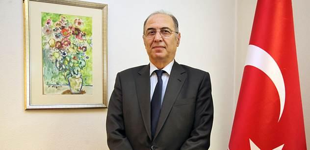 Sankce nejsou vstřícný krok, dopadů se neobávám, říká turecký ambasador