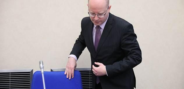 Michal Hašek po Sobotkově rezignaci: Politika je tvrdé řemeslo. Já bych o tom mohl vyprávět...