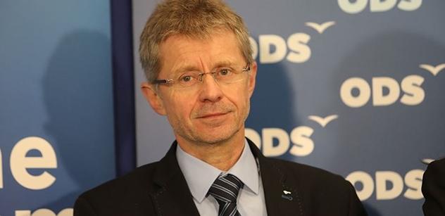 Vystrčil (ODS): Předpoklad, že se dvě zvolené komory nebudou schopny dohodnout, není hodný a důstojný Senátu