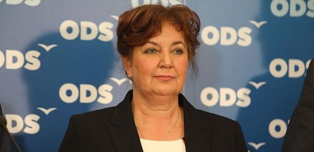 Miklošová (ODS): Problémoví nájemníci v Obrnicích nedostanou doplatky na bydlení