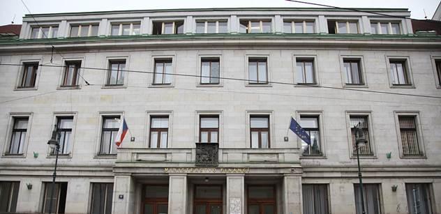 Ministerstvo financí obdrželo zprávu OLAF ve věci Čapího hnízda