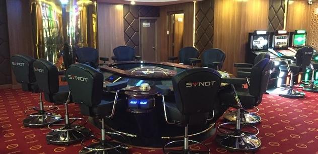 Skupina SYNOT otevřela další kasino ve Vietnamu