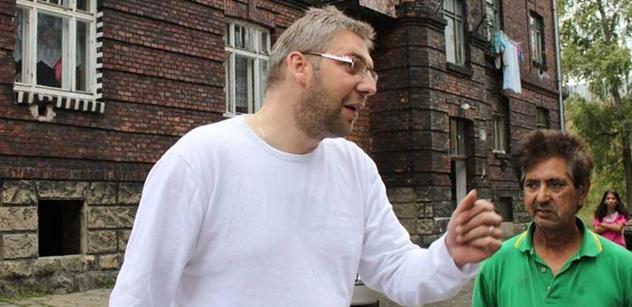 Majitel domu v ostravském ghettu ho měl zbourat. Odmítl to