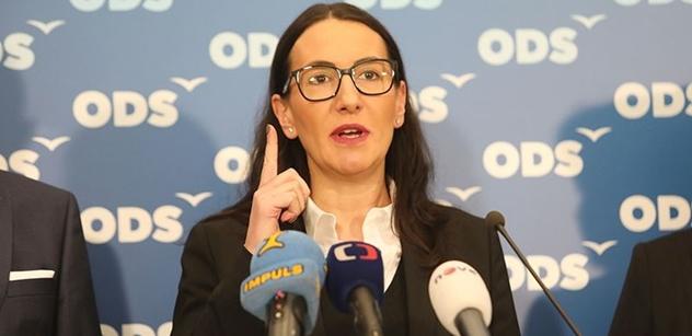 Udženija (ODS): Pokud ministr zdravotnictví nevysvětlí svou kauzu, musí odejít