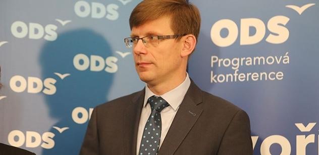 Místopředseda ODS Kupka: Je tu regulérní blázinec. Populista Babiš nejdřív slibuje a až potom myslí